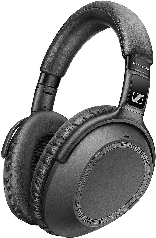 Sennheiser PXC 550-II Wireless Kopfhörer mit Alexa, Geräuschunterdrückung und Smart-Pause-Funktion – Schwarz [Saturn & Mediamarkt]