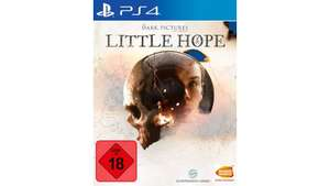 [Müller Filialabholung] Dark Pictures Anthology: Little Hope (PS4/Xbox One)