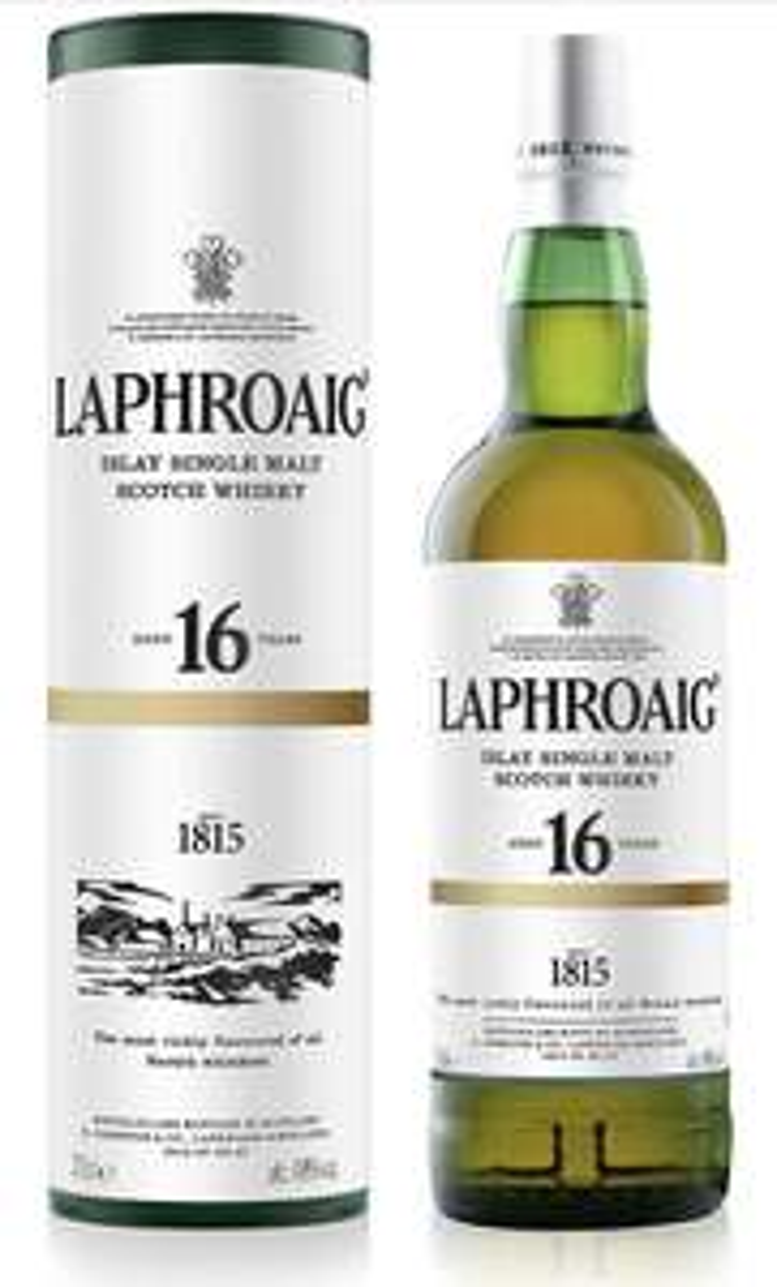Laphroaig 16 Jahre Single Malt Whisky 48% Vol, 1 x 0,7l