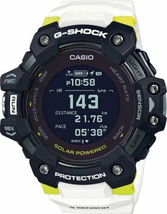"CASIO G-SHOCK ""G-SQUAD"" GBD-H1000-1A7ER *BESTPREIS*"