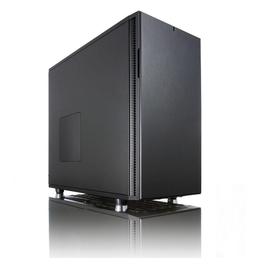 [notebooksbilliger] Fractal Design Define R5 Black, PC Gehäuse, ATX, Volumen 55.66l, Gewicht 12.80kg