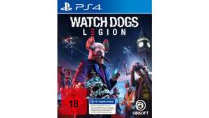 Watch Dogs Legion für PS4/ PS5 per Upgrade