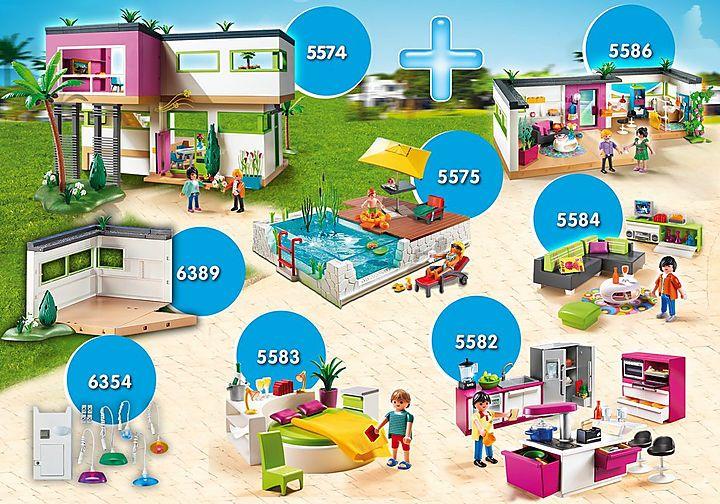 [Playmobil] Nur heute: XXL Luxusvilla Bundle