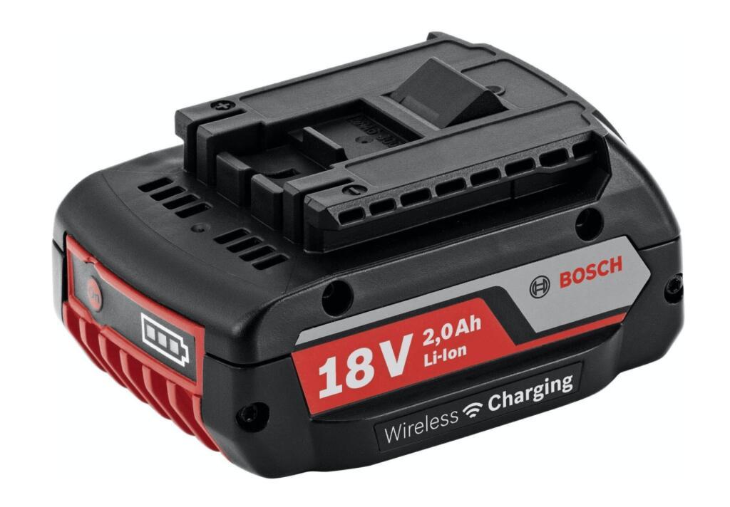 Bosch GBA 18 V 2,0 Ah MW-B Li-Ion ( Wireless Charging System, coolpack 1.0 )