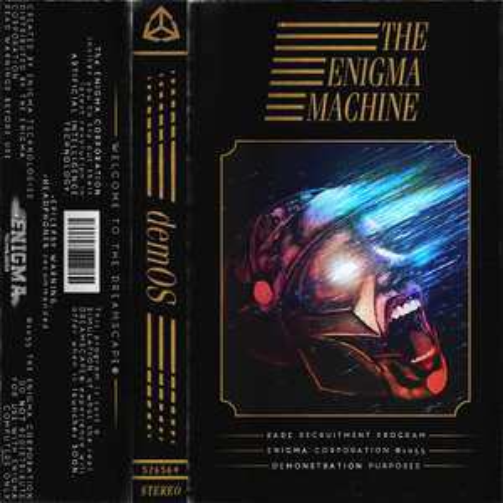 THE ENIGMA MACHINE - Kostenlos [@ itch.io]