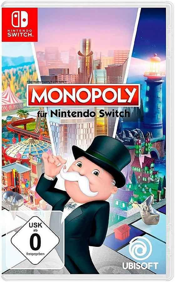 Monopoly Nintendo Switch (Nintendo eShop) für 9,99€