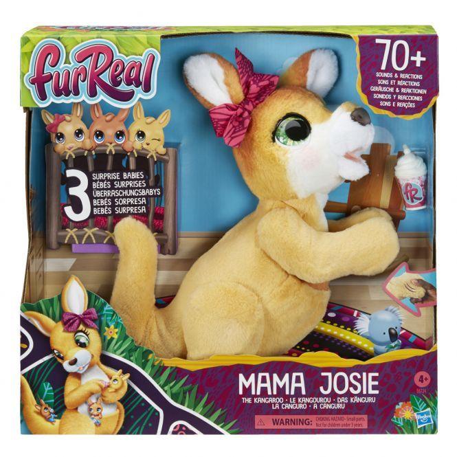 FurReal Friends - Mama Josie, das Känguru [Mifus]