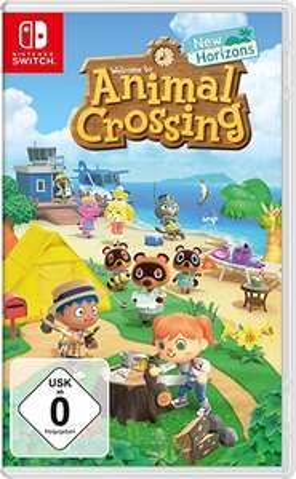Animal Crossing: New Horizons Nintendo Switch für 41,58€ inkl. Versandkosten