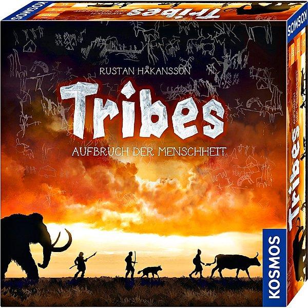 Tribes Aufbruch der Menschheit von Kosmos (2-4 Spieler) für 9,99 Euro [Jokers / Weltbild*]