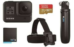[Expert] GoPro Hero 8 Black Holiday Bundle