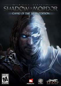 Middle-earth: Shadow of Mordor GOTY (PC - Steam)