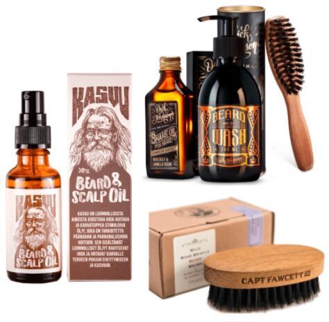 Movember 2020 bei Dick Johnson - 20% auf alle Bartpflegeartikel, zB.: Kasvu Bartöl Growth