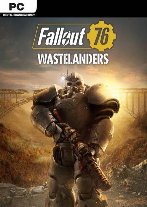 [cdkeys.com / Bethesda Launcher] Fallout 76