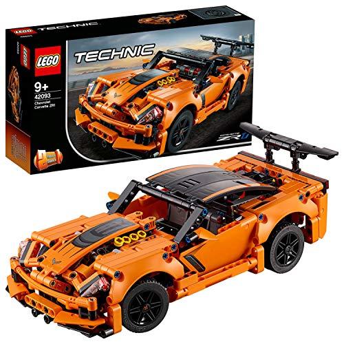 LEGO 42093 Technic Chevrolet Corvette ZR1