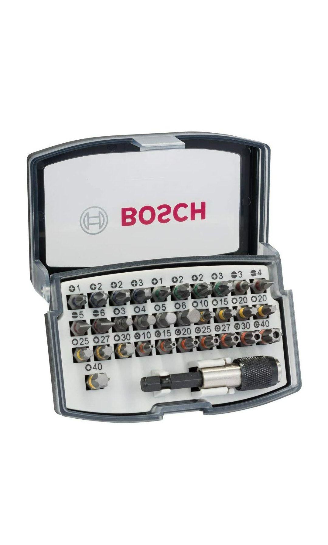 Bosch Professional 32tlg. Schrauberbit Set (Amazon Prime)