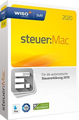 [Amazon] Wiso Steuer:Sparbuch 2020: Mac=16,79 | Windows=17,79 inkl Disc