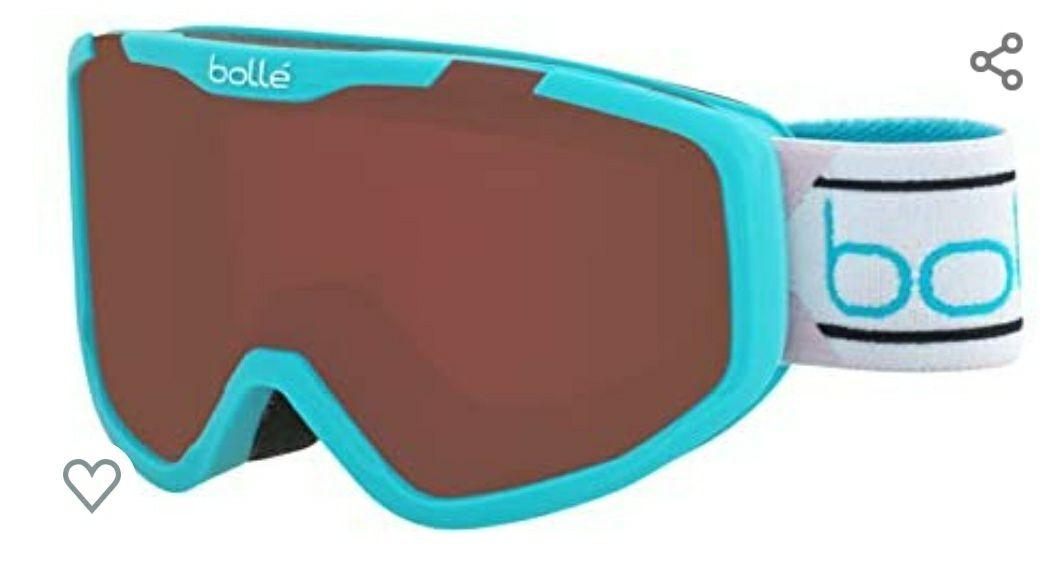 [Prime] Bollé Skibrille Kinder in Türkis
