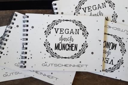 20% im Vorverkauf auf Vegan durch Deutschland 2021 Gutscheinhefte - Weihnachtsgeschenk