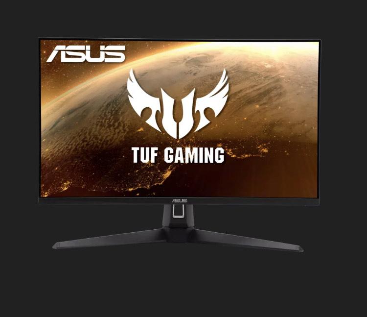 [eBay] ASUS TUF Gaming WQHD VG27AQ1A 68,47cm (27 Zoll) G-Sync Compatible HDR Monitor + 3 Jahre Garantie [ASUS Cashback]