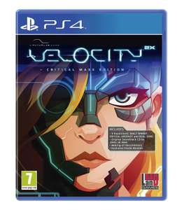 Velocity 2X: Critical Mass Edition (PS4) für €12.42 @ Base.com