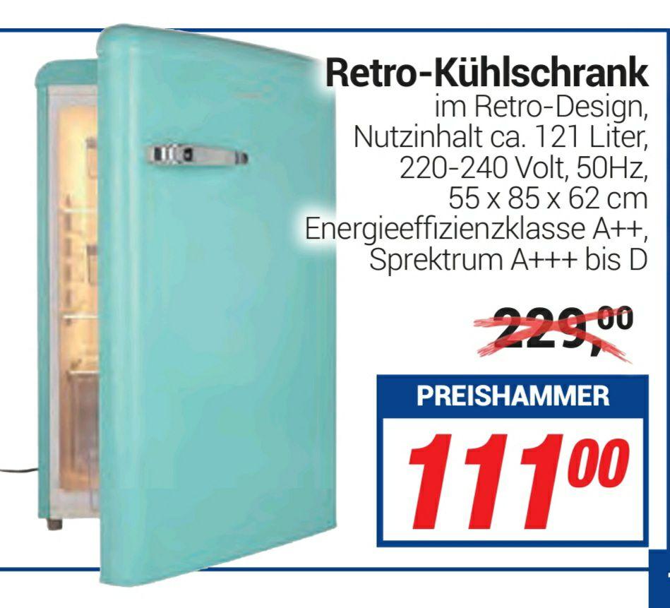 Centershop [offline] - Angebote ab Montag 02.11.20 / z.B. Retro kühlschrank / Keller-Regale / Schüler-Schreibtisch
