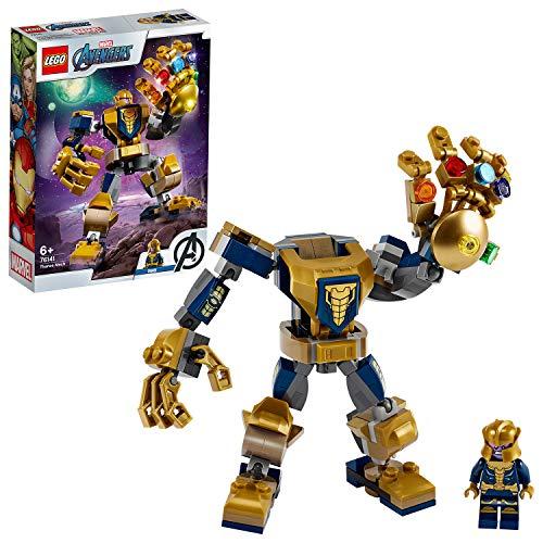 [Amazon Prime] Lego 76141 Super Heroes Marvel Avengers Thanos Mech Actionfigur