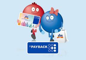 [Payback + DM] 33fach punkten an Ernährungs/Mund und Zahnpflege produkten und Weihnachts-dekoartikel