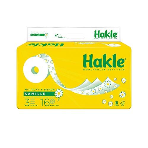 [PRIME] Hakle Toilettenpapier - 64 Rollen für 14,58€ (23 Cent / Rolle)