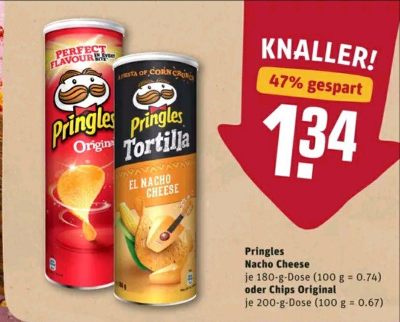 Pringles 180/200 g