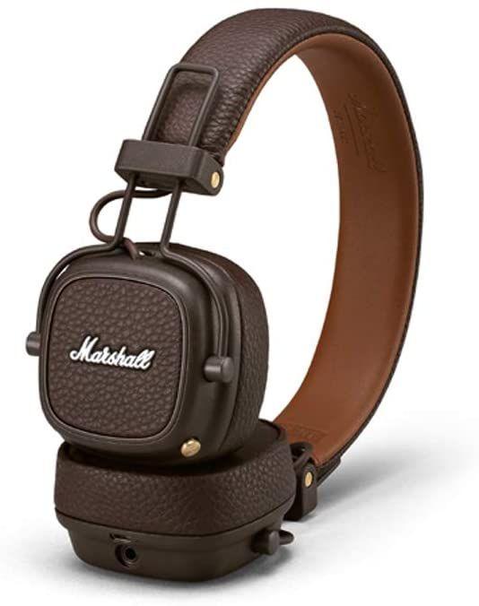 Marshall Major III Bluetooth Faltbar Kopfhörer - braun [Amazon]