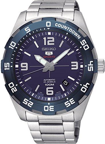Seiko 5 Sports Automatik Uhr SRPB85K1 (Edelstahl, 4R35, 43mm)