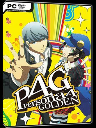 Persona 4 Golden (PC, STEAM)