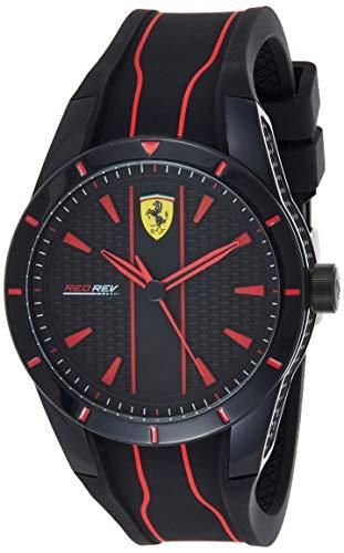 Scuderia Ferrari Unisex-Armbanduhr