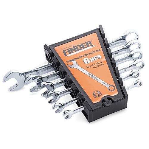 FINDER Ringmaulschlüsselsatz 6-17mm 6-tlg. [Prime]