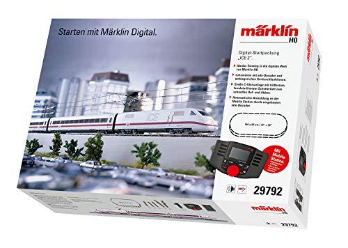 [Amazon oder Müller] Märklin 29792 Digital Start-Set Ice 2 Modelleisenbahn