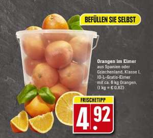 [E Center] Orangen im Eimer Klasse 1