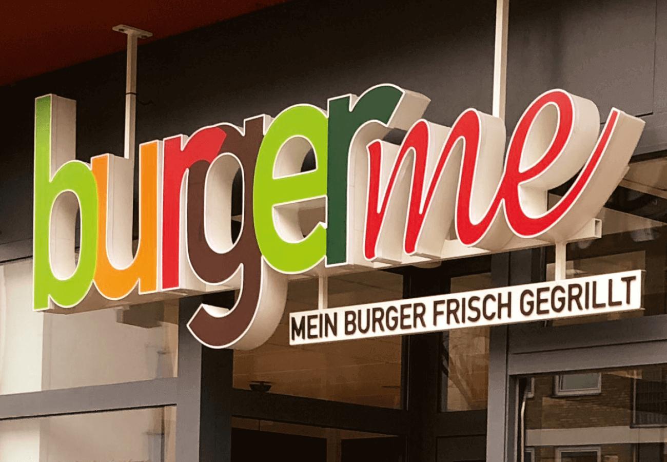 BurgerMe - 20% auf Menüs im November (täglich bis 17h)