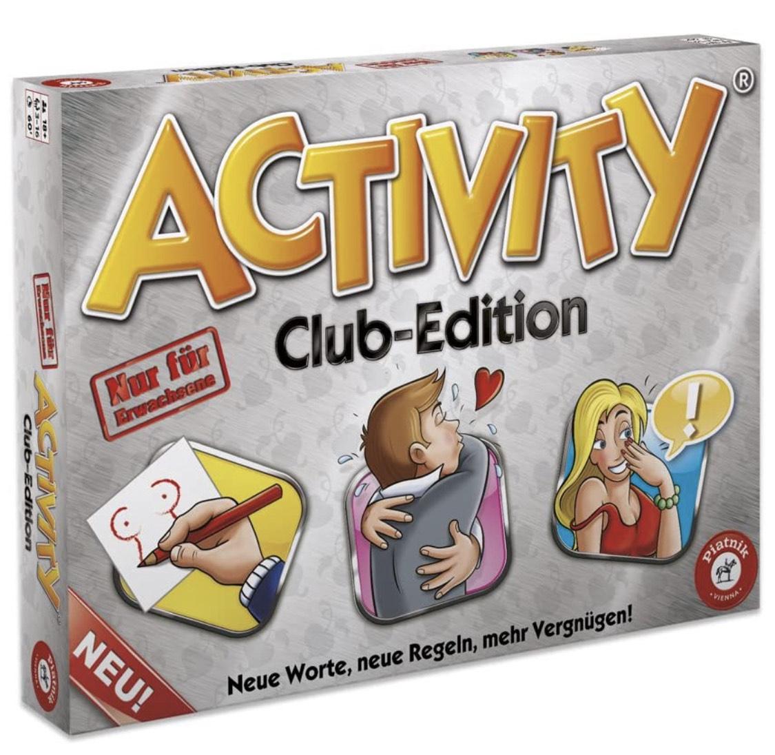 Piatnik Deutschland 6038 - Activity Club Edition ab 18 Jahren für 27.28€ (Versandkostenfrei mit Prime)