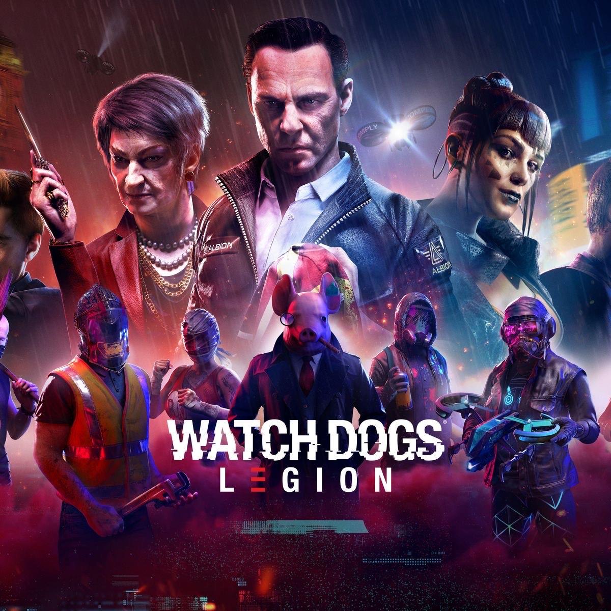 [Gamivo] Watch Dogs Legion PC (Uplay EU)