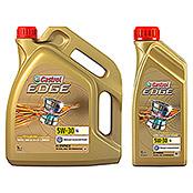 6 Liter Castrol Edge Longlife Motoröl 5W-30 LL für 38,98 Euro [Toom] mit der 12% Bauhaus TPG für 34,30 Euro [Bauhaus]