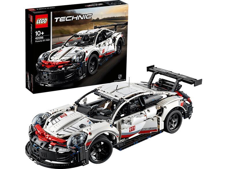LEGO 42096 Porsche 911 RSR Bausatz für 96,69€ inkl. Versandkosten (+ 3,71€ Payback möglich)