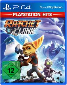 Ratchet & Clank (PS4 Hits) für 13,99€ (Real)