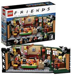 [Amazon Prime] LEGO Ideas 21319 - FRIENDS Central Perk Café