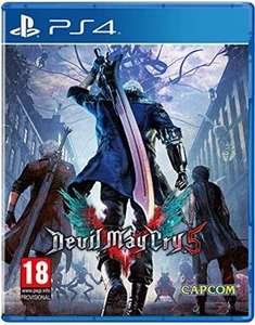 Devil May Cry 5 (PS4) für 15,69€ (Base.com)