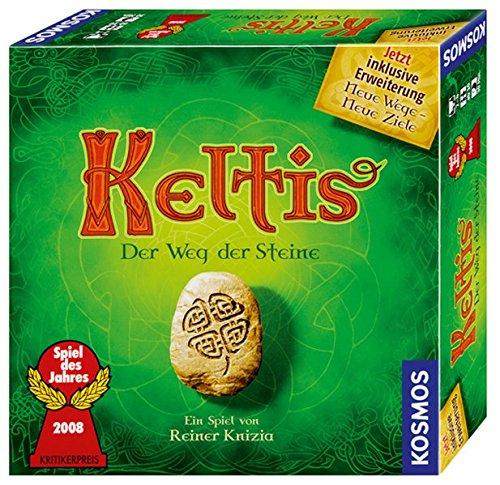 [Amazon Prime] Kosmos 691783 - Keltis (inkl. Erweiterung)