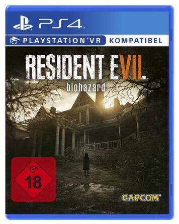Resident Evil 7: Biohazard (PS4) für 12€ (Müller)