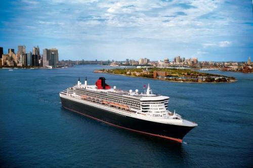 Transatlantik nach New York im April/Mai mit der Queen Mary 2 inkl. Flügen ab 999€ pro Person