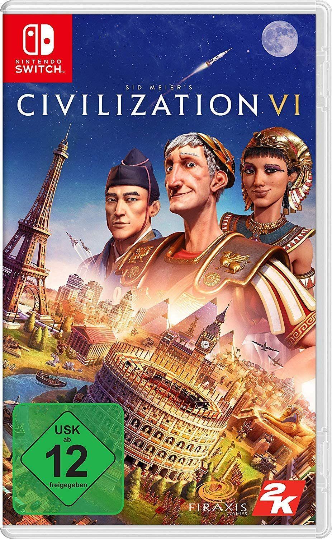 Sid Meier´s Civilization VI - [USK] [Nintendo Switch] [Amazon Prime]