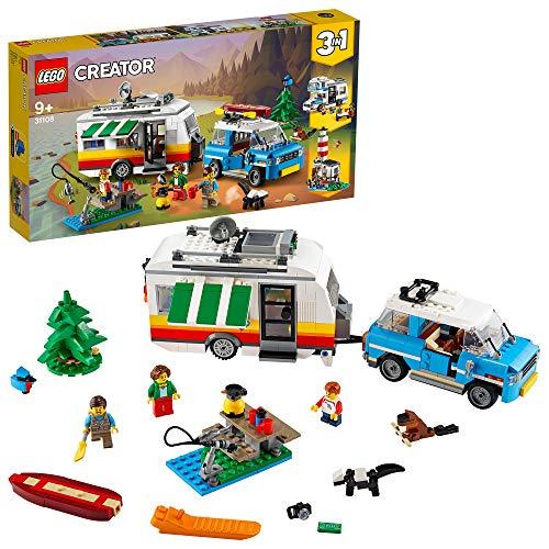 [Amazon Prime] Lego 31108 Creator 3-in-1 Campingurlaub