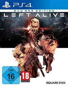 (Prime) LEFT ALIVE Day One Edition [PlayStation 4]